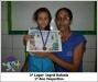 3º Lugar Ingrid Rafaela