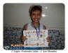 1º Lugar Fernanda Caldas - 4º Ano Matutino